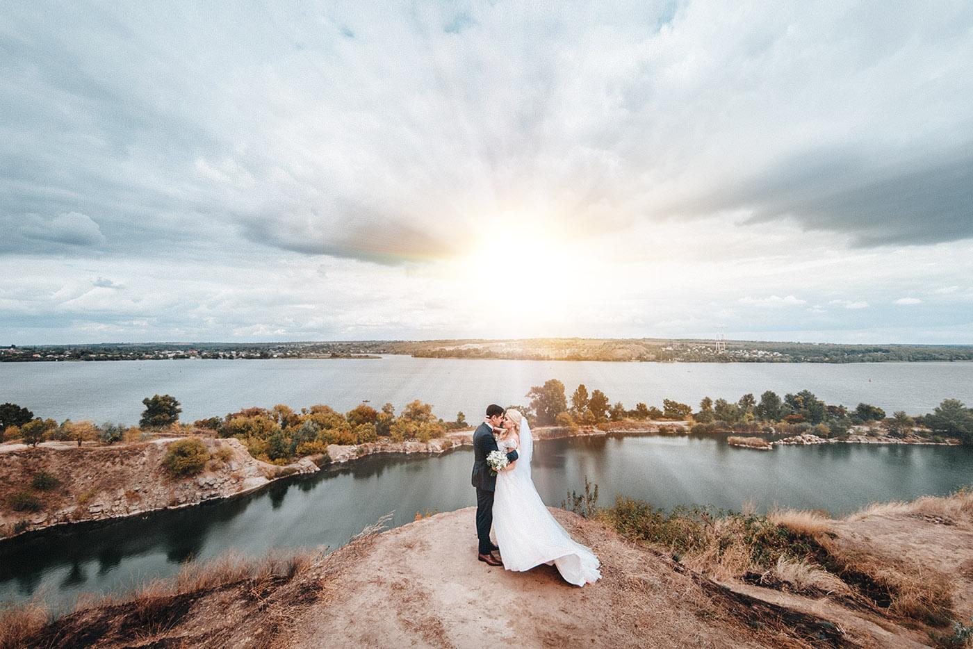 wedding photoshop actions wedding shot