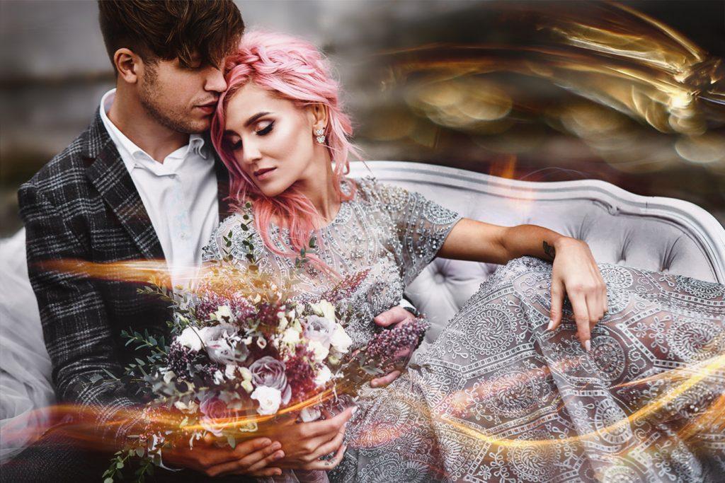 wedding photoshop actions couple