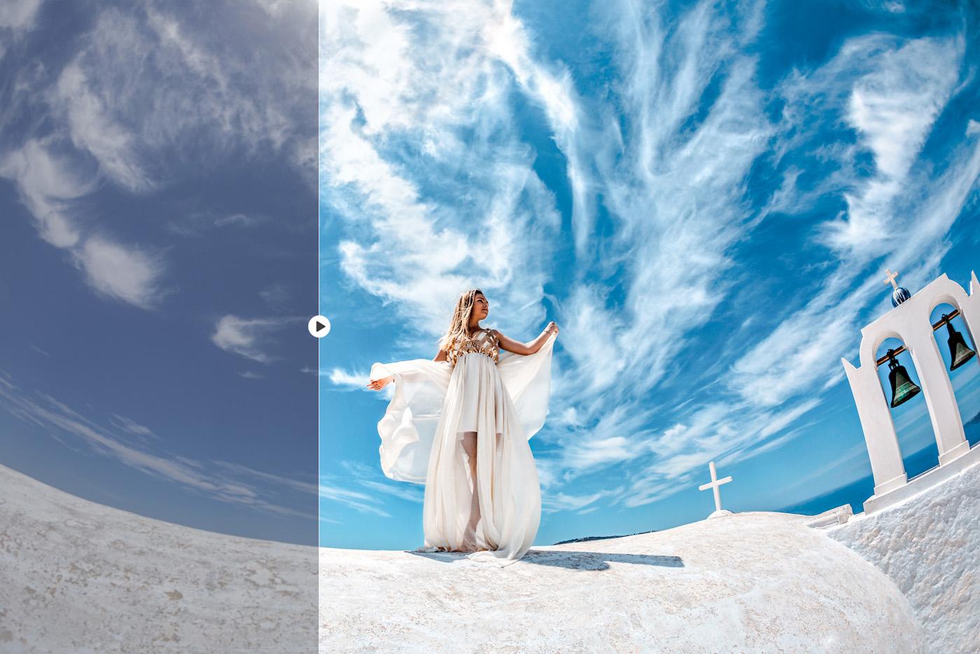 lightroom wedding presets common info tableHDR