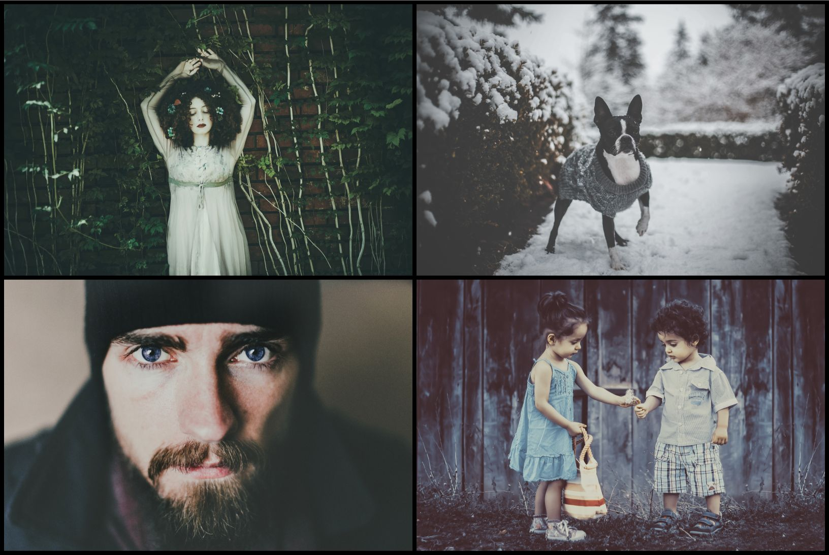 matte wedding photoshop actions