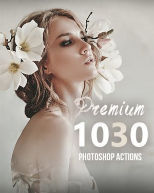 wedding photoshop actions banner