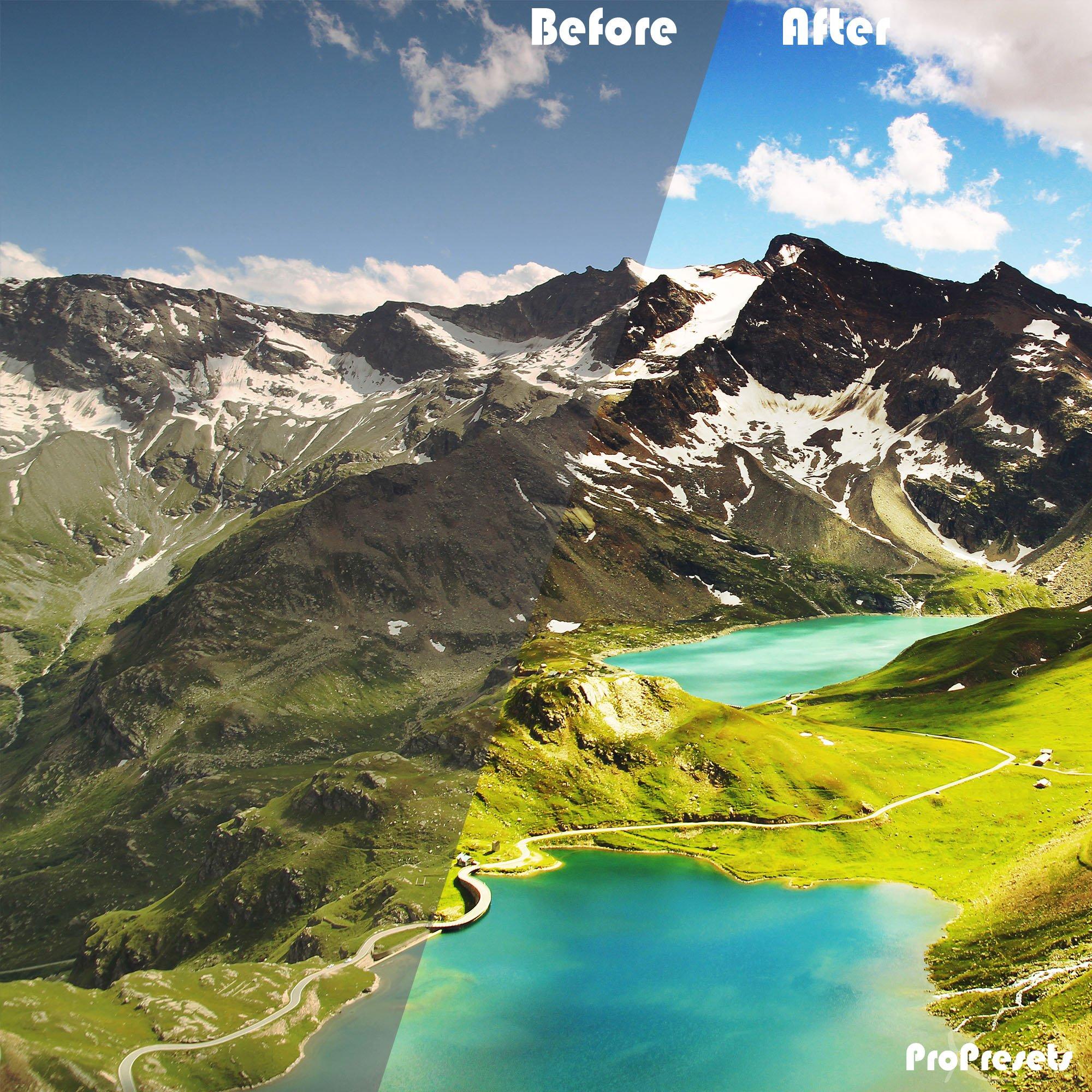 massive presets- LANDSCAPE