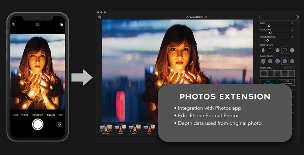 lens blur info