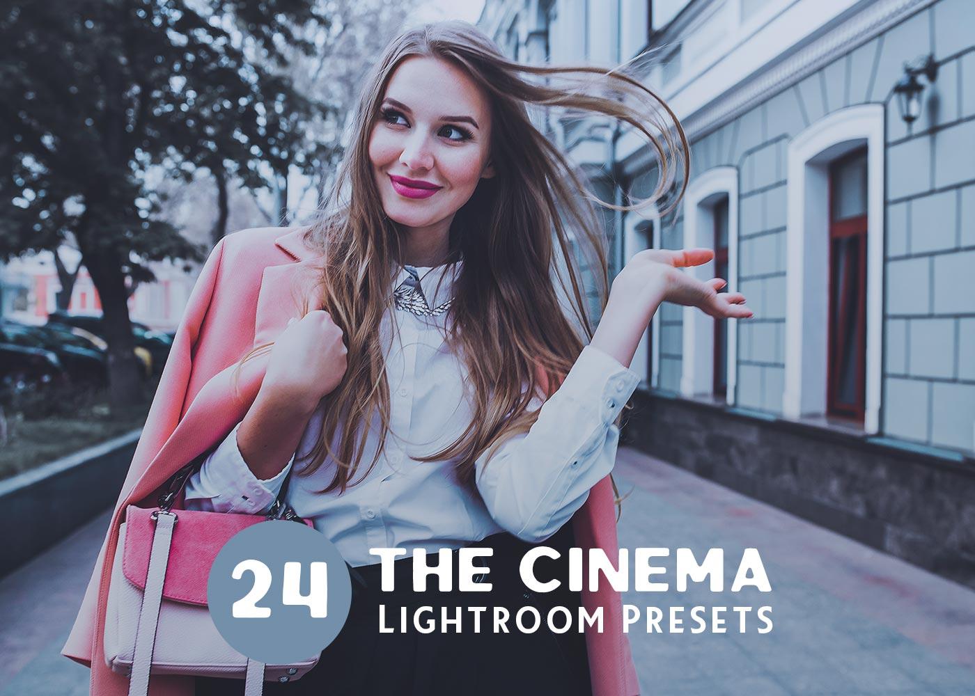 lightroom mobile presets feature the cinema