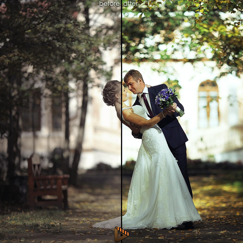 affinity presets wedding