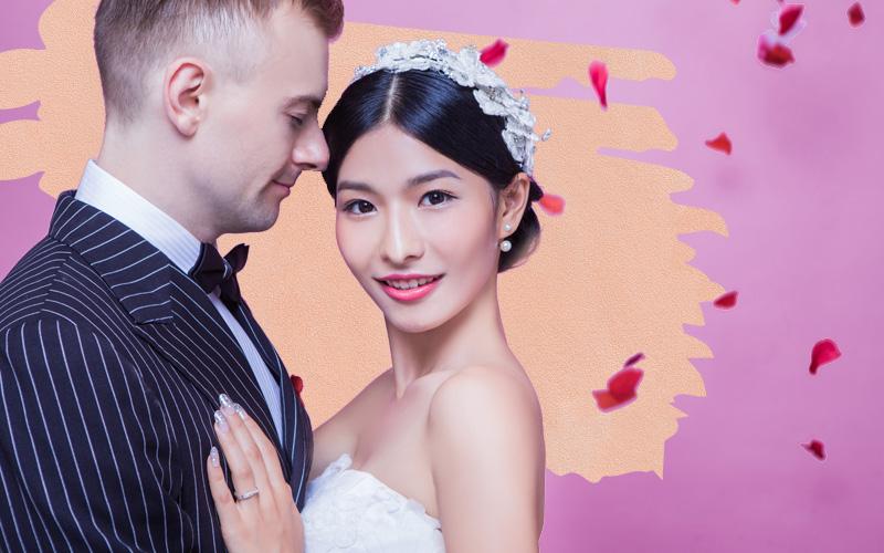 wedding overlays frames