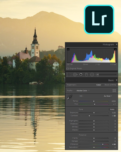 learn lightroom feature