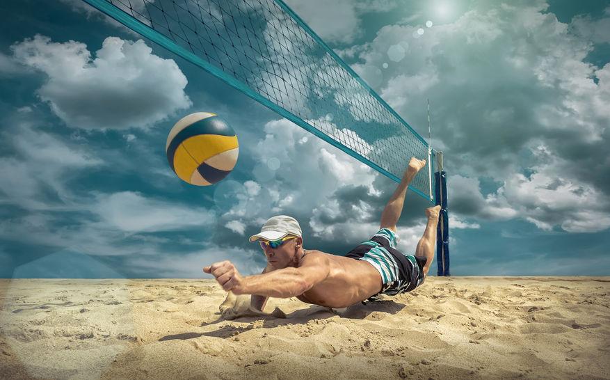 digital camera video volleyball