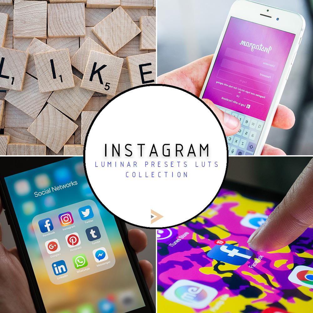 luminar presets instagram
