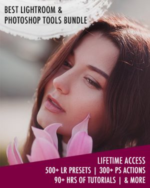 Ultimate Photography Bundle feature