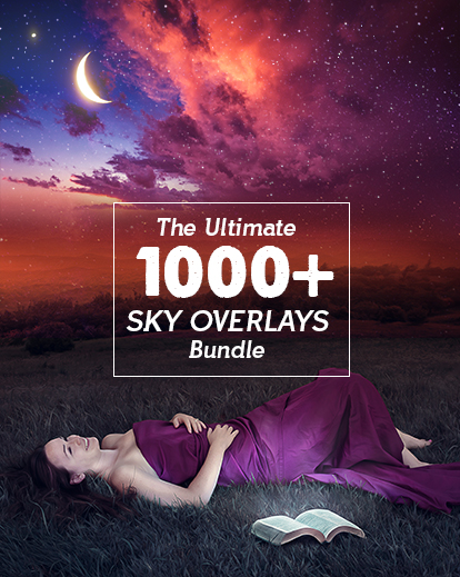 1000+ Sky Overlays Bundle In 17 Different Categories