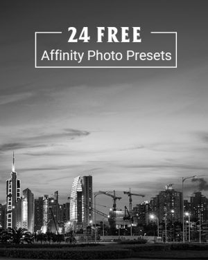 free affinity photo presets