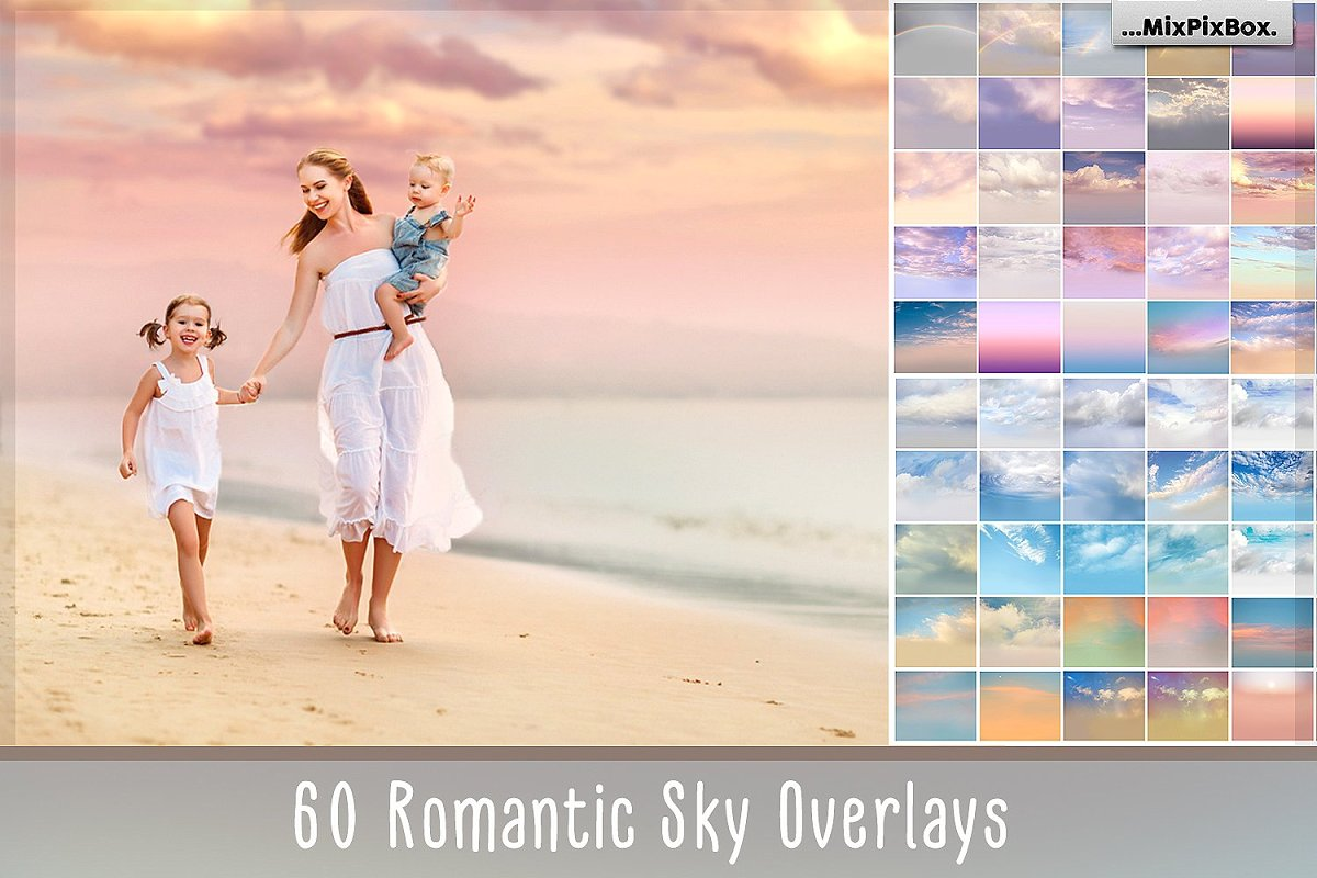 sky overlays bundle