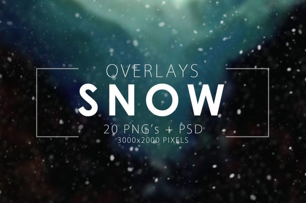 visual effect snow
