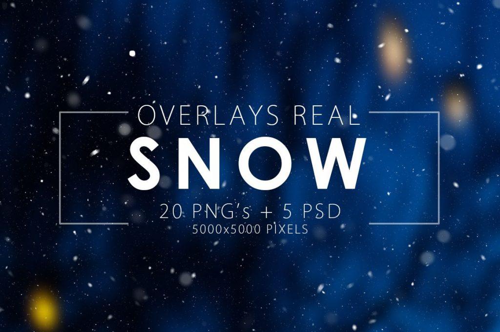 visual effect snow 2