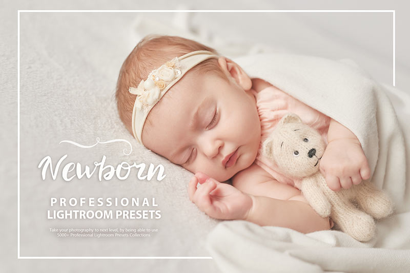 photo presets for newborn