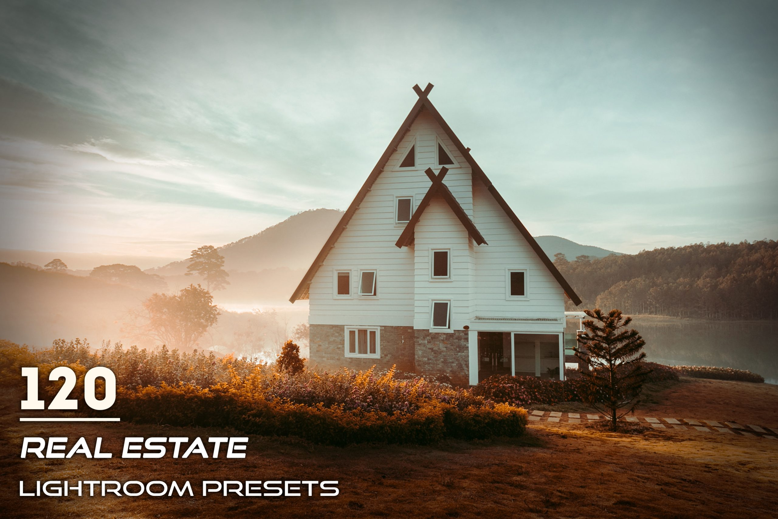 photo presets for real estate