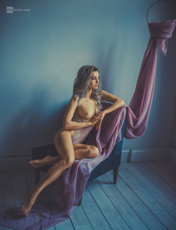 nude art photography color