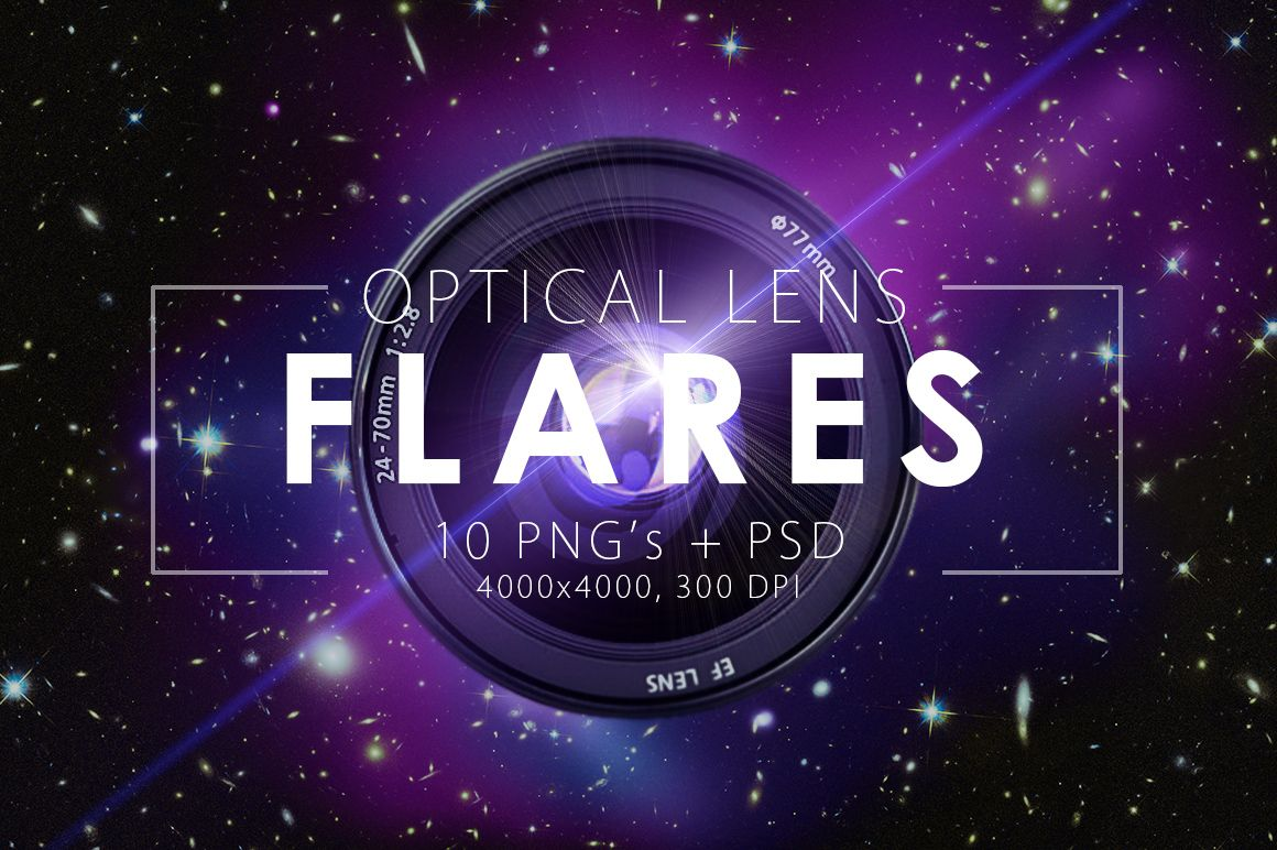 visual effect flares