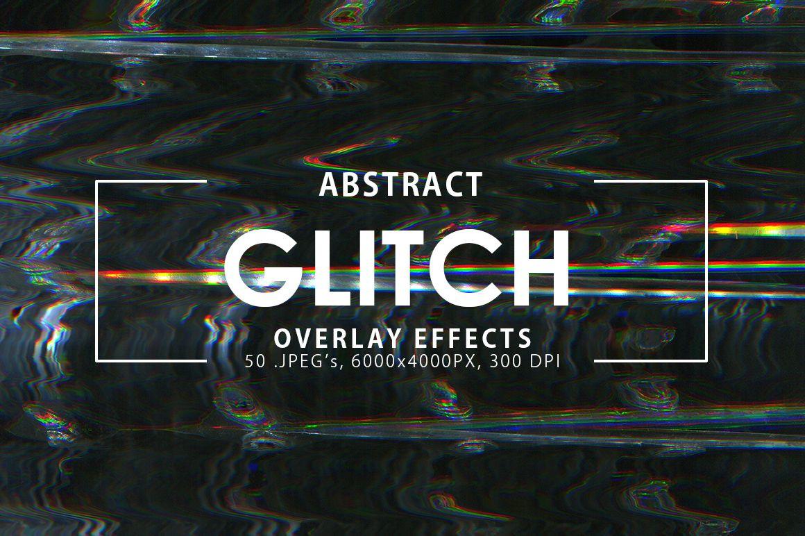 visual effect glitch