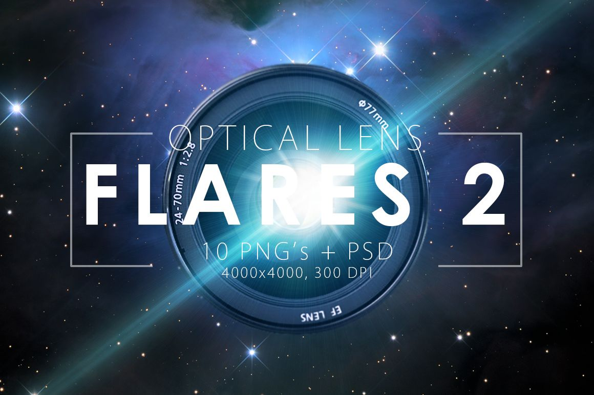 visual effect flares 2