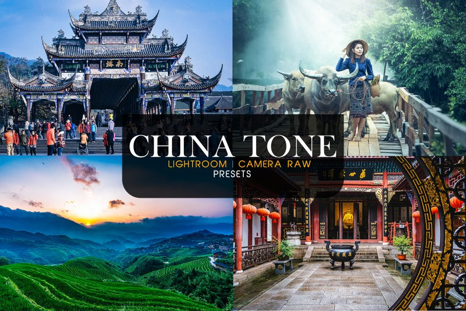 amazing lightroom presets china tone