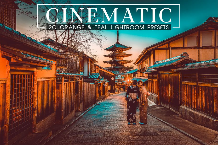 amazing lightroom presets cinematic