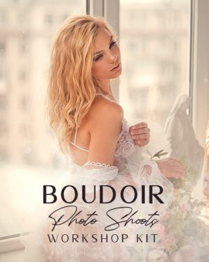 Boudoir Photo Shoot Kit