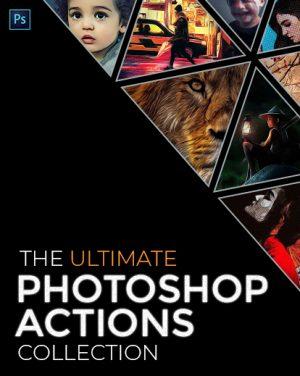 creative photoshop actions