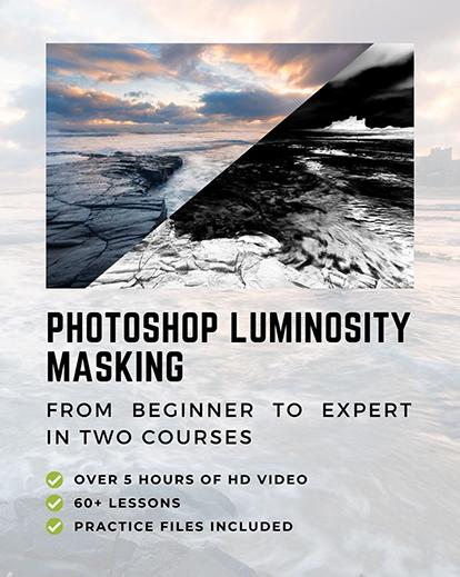 Photoshop Luminosity Masking