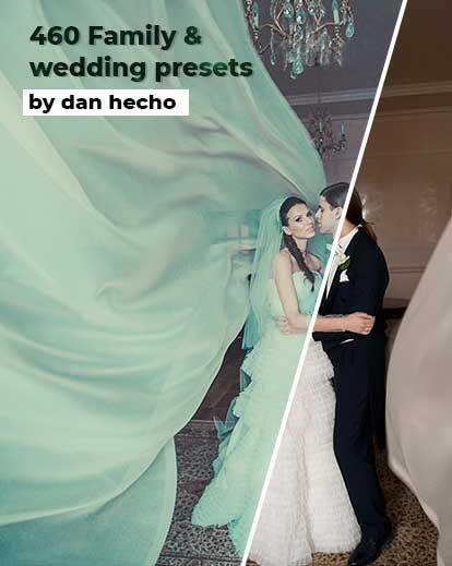 Wedding Preset Bundle