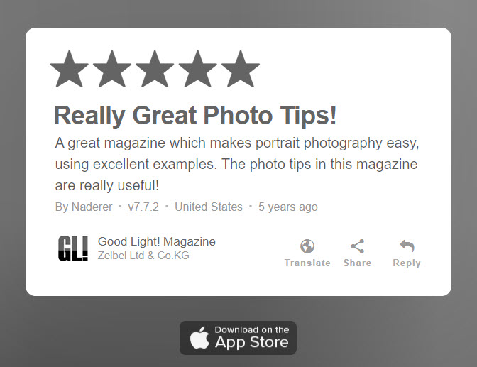 2016-06-02 Really Great Photo Tips