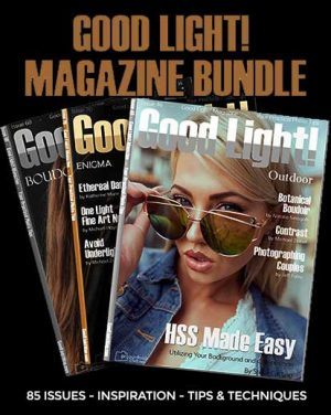 85 Good Light Magazine Issues Bundle