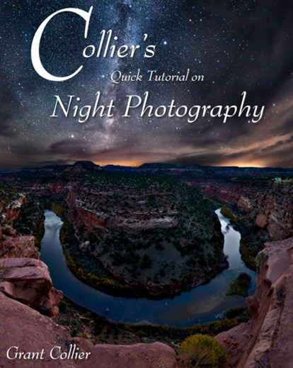 night sky photography banner