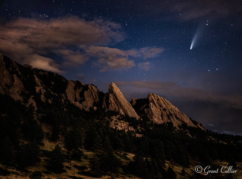 Comet Photography