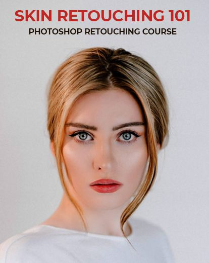 Photoshop Skin Retouching