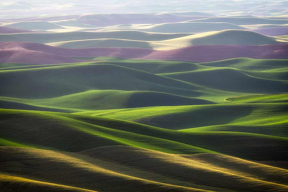 wide landscape photography