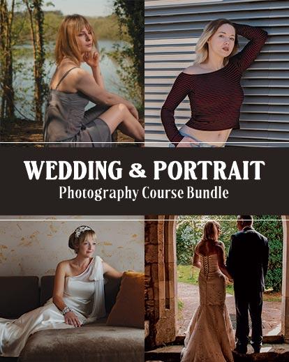 Wedding & Portrait Photography Course