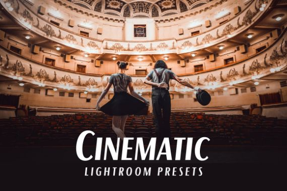 Cinematic Photo Effects