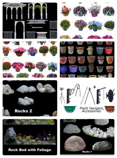 Nature Backgrounds Bundle