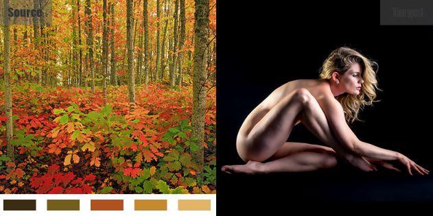 color grading photoshop